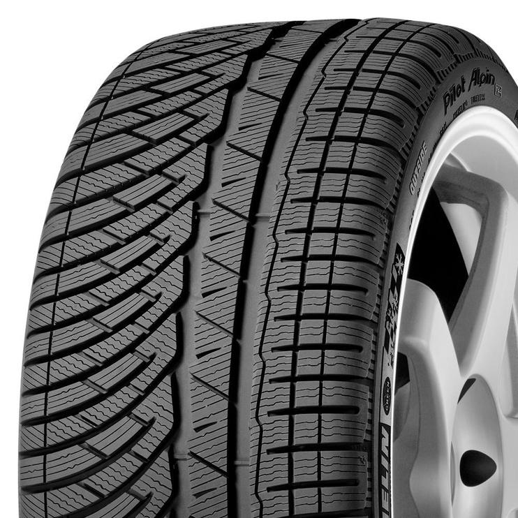 Ziemas riepa Michelin Pilot Alpin PA4, 215/45 R18 93 V XL