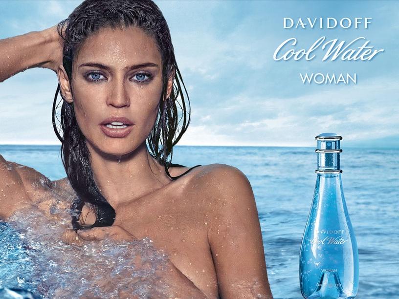Davidoff Cool Water Woman 100ml EDT