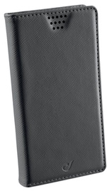 """Cellular Line Universal Book Case XXL Up To 4.8"""" Black"""