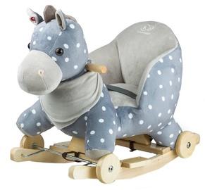 Šūpuļzirdziņš Kinderkraft Rocking Horse Blue