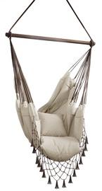 Гамак-кресло AmeliaHome Tygo, песочный