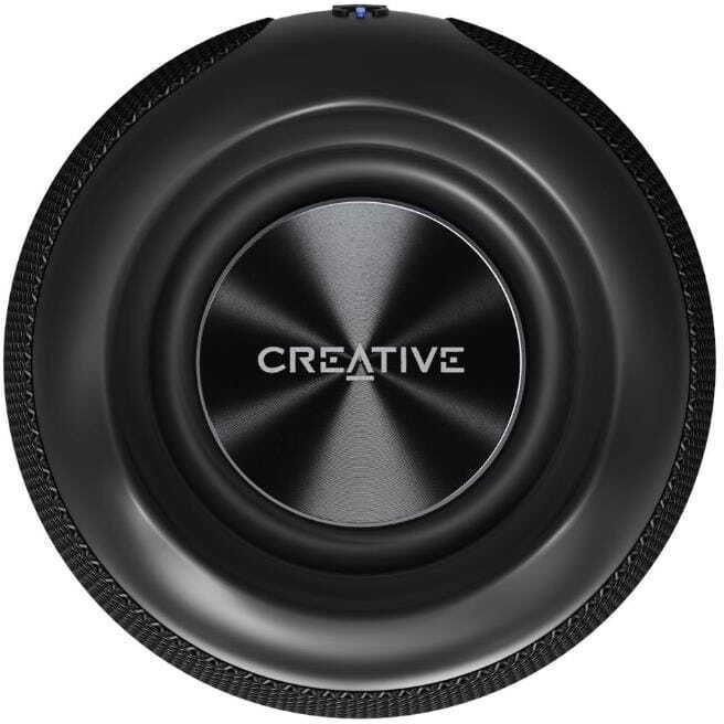Bezvadu skaļrunis Creative Muvo Play, melna, 10 W