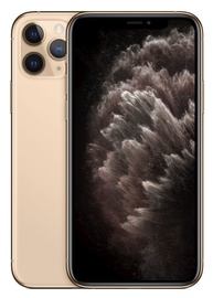 Mobilais telefons Apple iPhone 11 Pro Gold, 256 GB