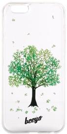 Beeyo Blossom Back Cover For Samsung Galaxy J5 J500F Green Tree Transparent