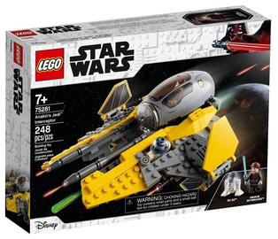 Конструктор LEGO®Star Wars TM 75281 tbd-IP-19-2020