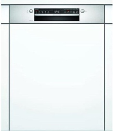 Iebūvējamā trauku mazgājamā mašīna Bosch Series 2 Semi-Integrated SMI2ITS33E White