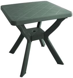 Dārza galds Diana Reno Green, 70 x 70 x 72 cm