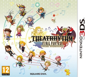 Nintendo 3DS Theatrhythm Final Fantasy