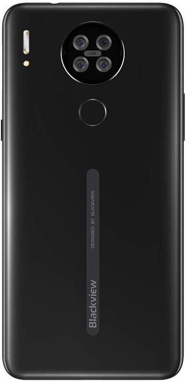 Mobilais telefons Blackview A80, melna, 2GB/16GB