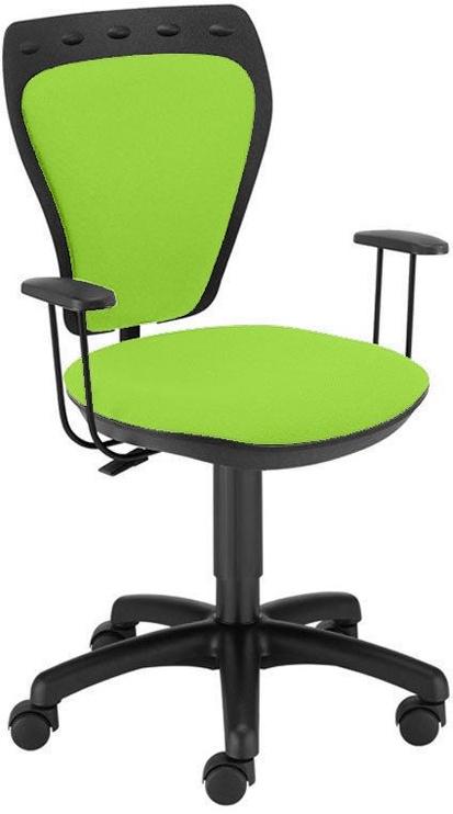 Bērnu krēsls Black Red White Ministyle GTP M38 Green