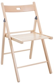 Ēdamistabas krēsls Signal Meble Smart II Natural, 1 gab.