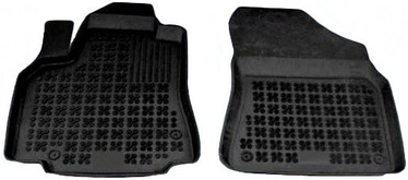 Резиновый автомобильный коврик REZAW-PLAST Citroen Berlingo 2008 Front, 2 шт.