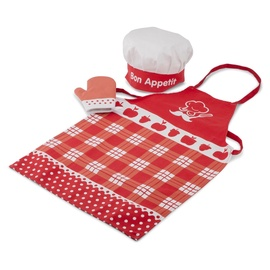 New Classic Toys Apron Red 10680