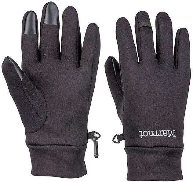 Перчатки Marmot Power Stretch Connect, черный, L