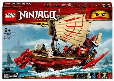 Konstruktors LEGO Ninjago Likteņa balva 71705, 1781 gab.