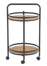 Bāra galds Halmar Bar 11 Natural, 440x440x750 mm