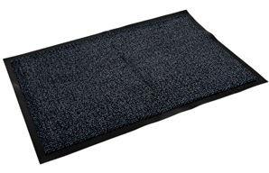 Придверный коврик Ricco Equateur 829-140 Black, 600x400 мм