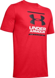 Футболка Under Armour GL Foundation T-Shirt 1326849-602 Red S