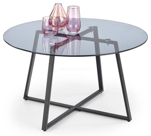 Halmar Coffee Table Zelda Smoked/Black