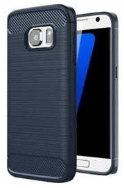 Mocco Trust Back Case For Huawei P20 Lite Blue