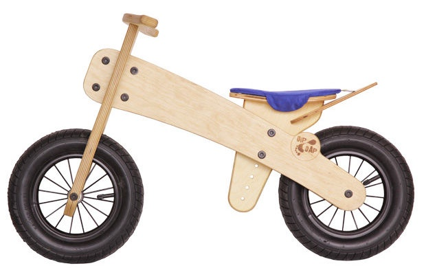 Балансирующий велосипед MGS FACTORY DipDap Mini Blue Seat