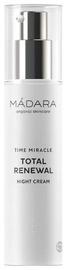 Sejas krēms Madara Time Miracle Total Renewal Night Cream, 50 ml