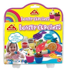Набор Peipeile Dough Lovely Cupcakes 6817B