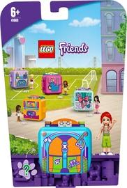 Konstruktors LEGO Friends Mia futbola kubs 41669, 56 gab.