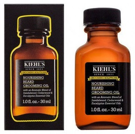 Kiehls Grooming Solutions Nourishing Beard Grooming Oil 30ml