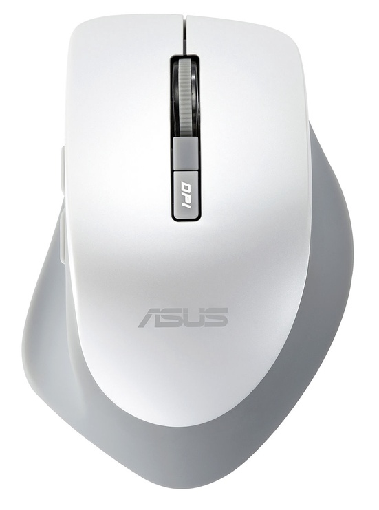 Компьютерная мышь Asus WT425 White, беспроводная, оптическая