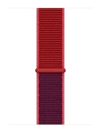Apple 44mm Product Red Sport Loop