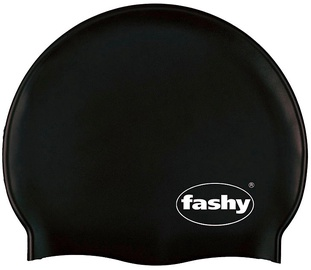Peldcepure Fashy Swimming Cap Silikon 3040 Black
