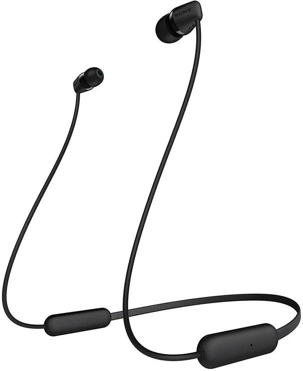 Беспроводные наушники Sony WIC200B.CE7 Black