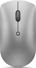 Datorpele Lenovo 600 Bluetooth, sudraba, bezvadu, optiskā