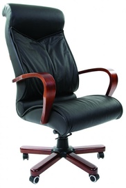 Chairman 420 WD Leather Black