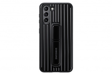 Samsung Protective Standing Back Case For Samsung Galaxy S21 Black