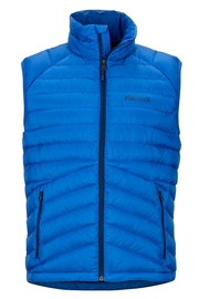 Marmot Mens Highlander Down Vest Surf S