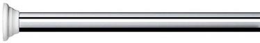 Spirella Shower Curtain Rod Decor 75x125cm Aluminium Silver