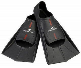 Fashy Aquafeel Training Fins 45/46 Black
