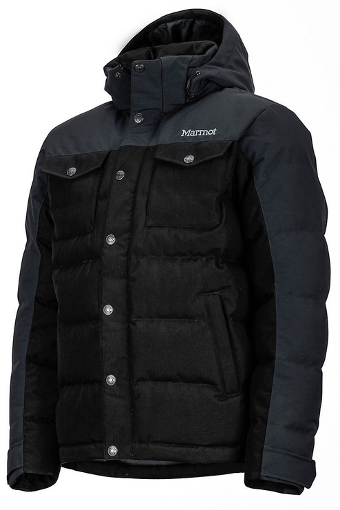 Marmot Mens Fordham Jacket Black L