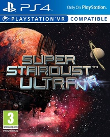 Super Stardust PS4 Ultra VR