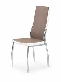 Стул для столовой Halmar K210 Cappuccino/White