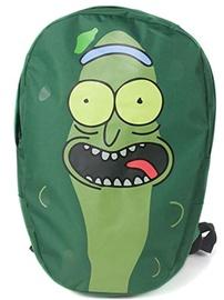 Рюкзак Licenced Rick And Morty Pickle Rick, зеленый