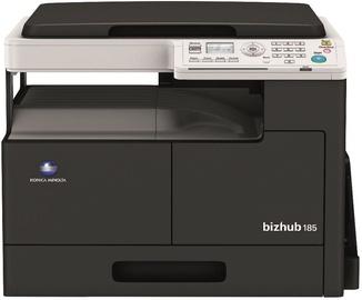 Многофункциональный принтер Konica Minolta bizhub 185, лазерный