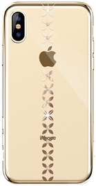 Devia Lucky Star Luxury Back Case For Apple iPhone XR Gold