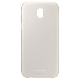 Samsung Jelly Back Cover For Samsung Galaxy J5 J530 Gold
