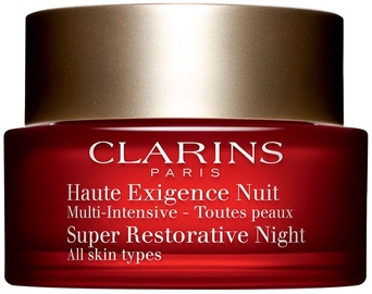 Sejas krēms Clarins Super Restorative Night Cream, 50 ml
