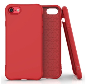 Fusion Solaster Back Case For Apple iPhone 7/8/SE 2020 Red