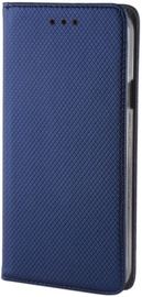Forever Smart Magnetic Fix Book Case For Apple iPhone 5/5s/SE Dark Blue