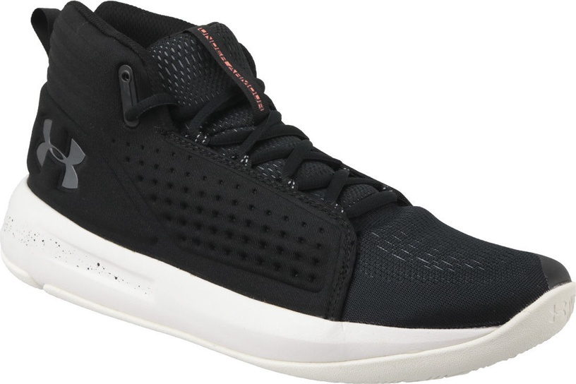 Under Armour Basketball Shoes Torch 3020620-001 Black 40.5